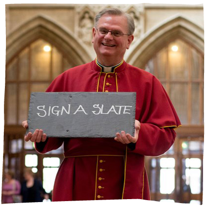 Sign-A-Slate Gift Vouchers
